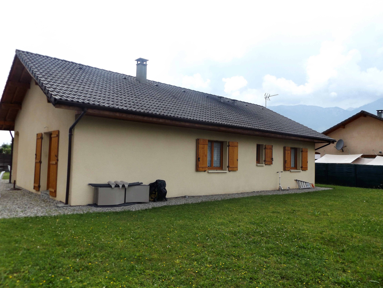 Jf immobilier albertville savoie for Constructeur maison albertville